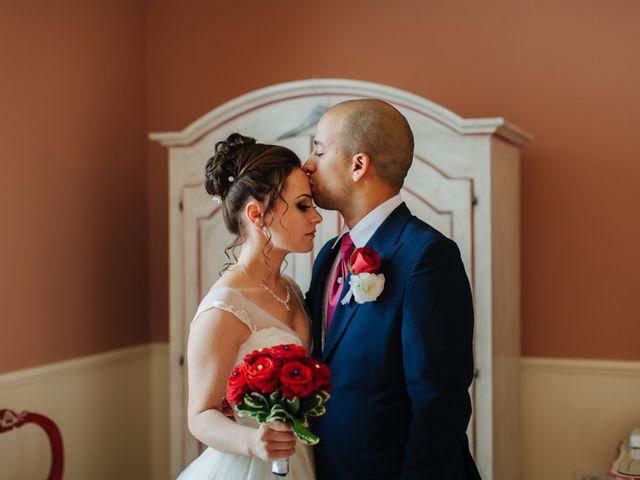 Il matrimonio di Zack e Elena a San Lazzaro di Savena, Bologna 40