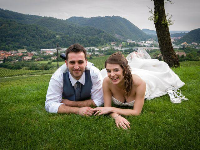 le nozze di Annalisa e Alfredo