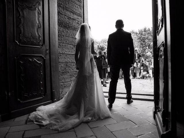 Le nozze di Marta e Mauro