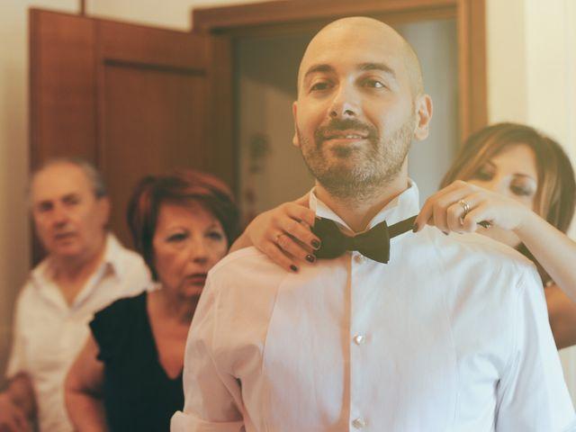 Il matrimonio di Vincenzo e Raffaella a Battipaglia, Salerno 11