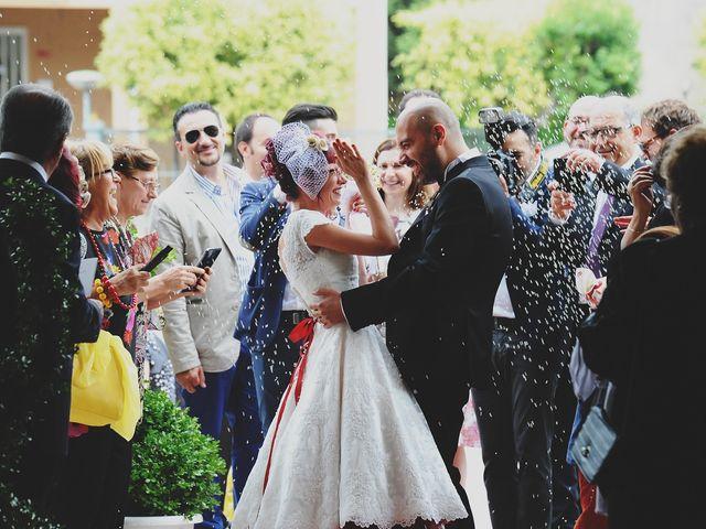 Il matrimonio di Vincenzo e Raffaella a Battipaglia, Salerno 29
