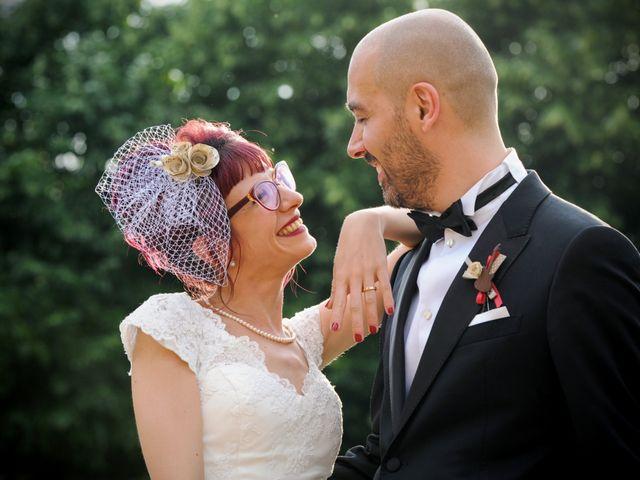 Il matrimonio di Vincenzo e Raffaella a Battipaglia, Salerno 31