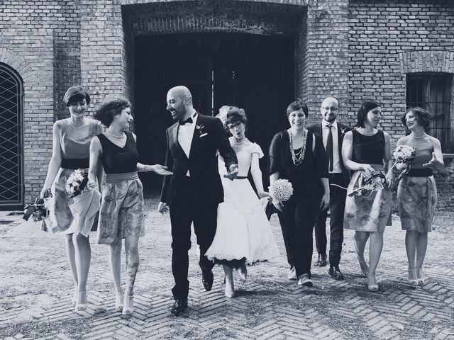 Il matrimonio di Vincenzo e Raffaella a Battipaglia, Salerno 36