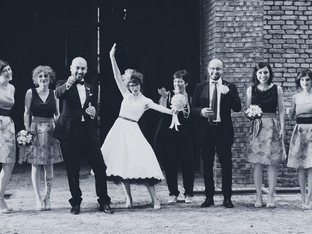 Il matrimonio di Vincenzo e Raffaella a Battipaglia, Salerno 37