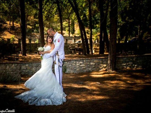 Il matrimonio di Giuseppe e Francesca a Belvedere di Spinello, Crotone 42