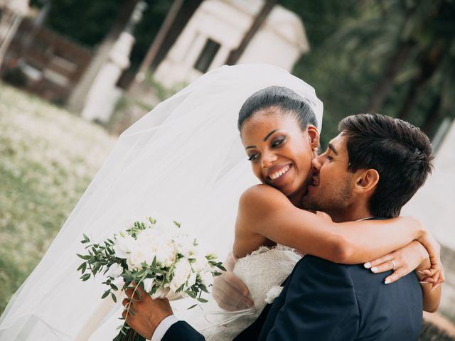 Le nozze di Ingrid e Francesco
