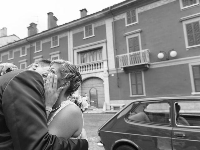 Il matrimonio di Giuseppe e Melissa a Ornavasso, Verbania 24