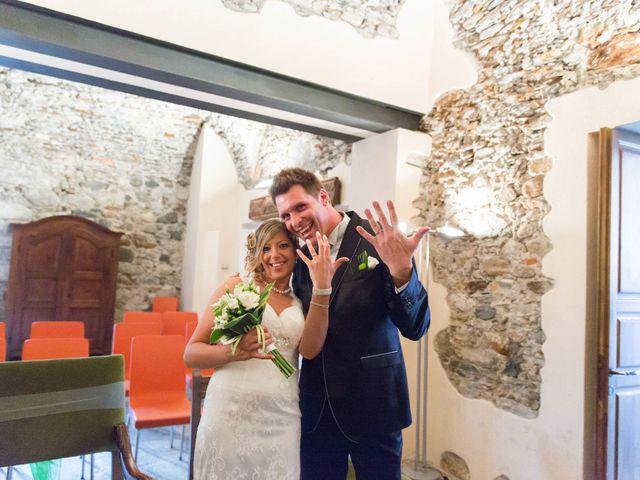 Il matrimonio di Giuseppe e Melissa a Ornavasso, Verbania 27