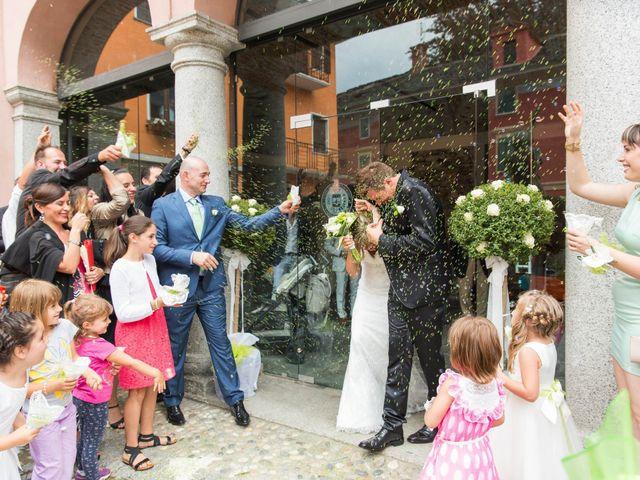 Il matrimonio di Giuseppe e Melissa a Ornavasso, Verbania 29