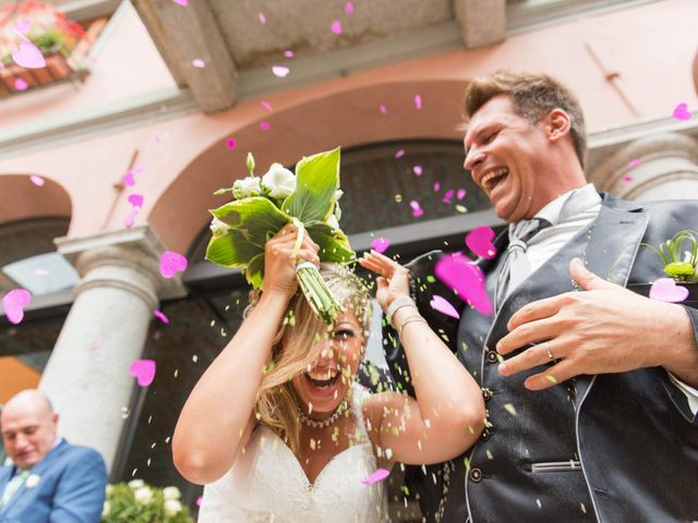 Il matrimonio di Giuseppe e Melissa a Ornavasso, Verbania 30