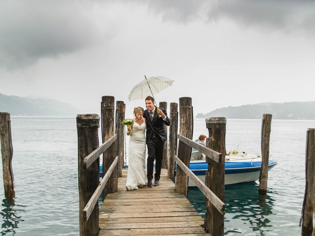 Le nozze di Melissa e Giuseppe