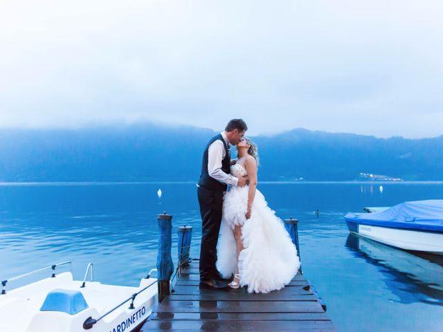 Il matrimonio di Giuseppe e Melissa a Ornavasso, Verbania 46