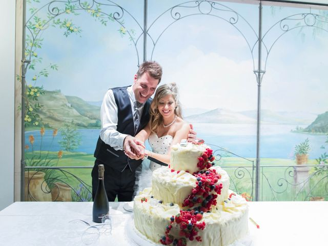 Il matrimonio di Giuseppe e Melissa a Ornavasso, Verbania 50