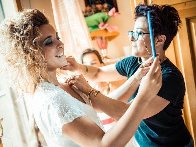 Il matrimonio di Elena e Cristian a Foiano della Chiana, Arezzo 5