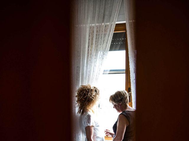 Il matrimonio di Elena e Cristian a Foiano della Chiana, Arezzo 12