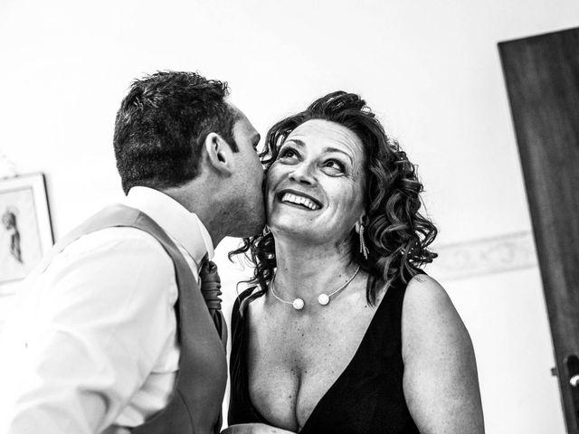 Il matrimonio di Elena e Cristian a Foiano della Chiana, Arezzo 16