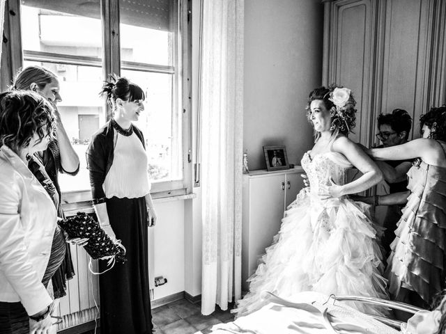 Il matrimonio di Elena e Cristian a Foiano della Chiana, Arezzo 22