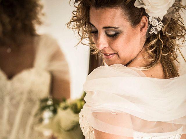 Il matrimonio di Elena e Cristian a Foiano della Chiana, Arezzo 30