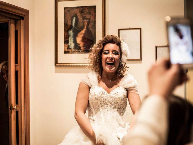 Il matrimonio di Elena e Cristian a Foiano della Chiana, Arezzo 39