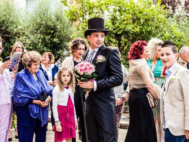 Il matrimonio di Elena e Cristian a Foiano della Chiana, Arezzo 44