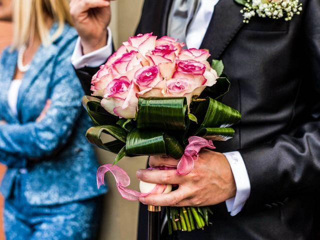 Il matrimonio di Elena e Cristian a Foiano della Chiana, Arezzo 45