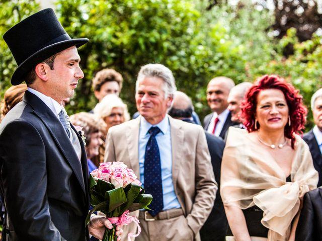 Il matrimonio di Elena e Cristian a Foiano della Chiana, Arezzo 47