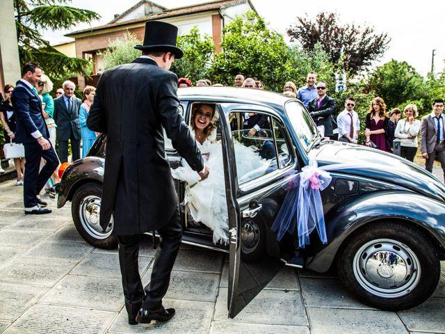 Il matrimonio di Elena e Cristian a Foiano della Chiana, Arezzo 51