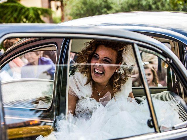 Il matrimonio di Elena e Cristian a Foiano della Chiana, Arezzo 52