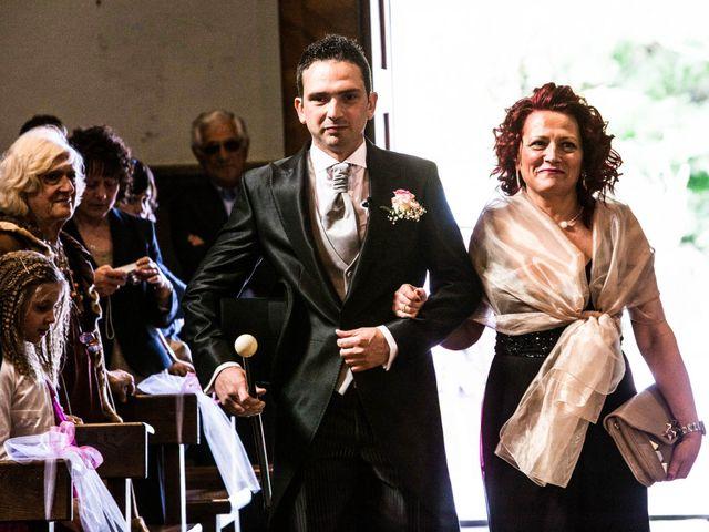 Il matrimonio di Elena e Cristian a Foiano della Chiana, Arezzo 54