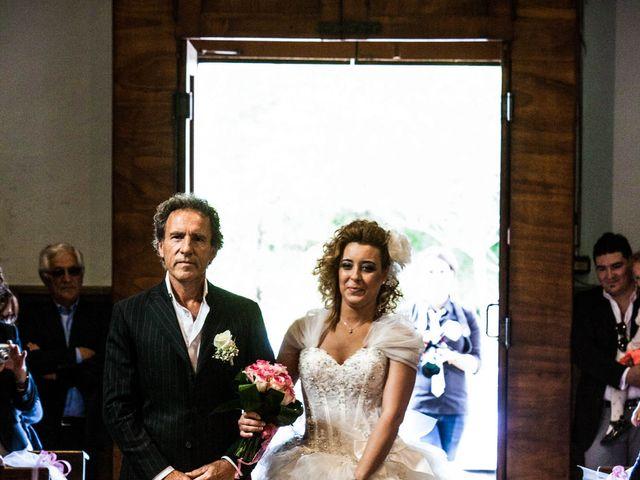 Il matrimonio di Elena e Cristian a Foiano della Chiana, Arezzo 56