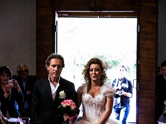 Il matrimonio di Elena e Cristian a Foiano della Chiana, Arezzo 57