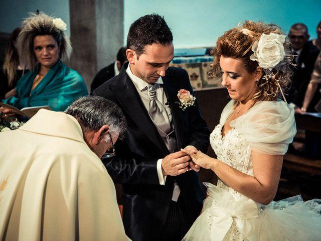 Il matrimonio di Elena e Cristian a Foiano della Chiana, Arezzo 63