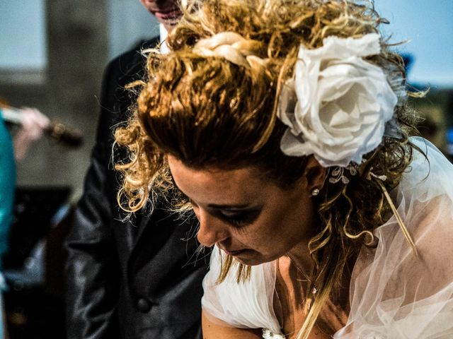 Il matrimonio di Elena e Cristian a Foiano della Chiana, Arezzo 70