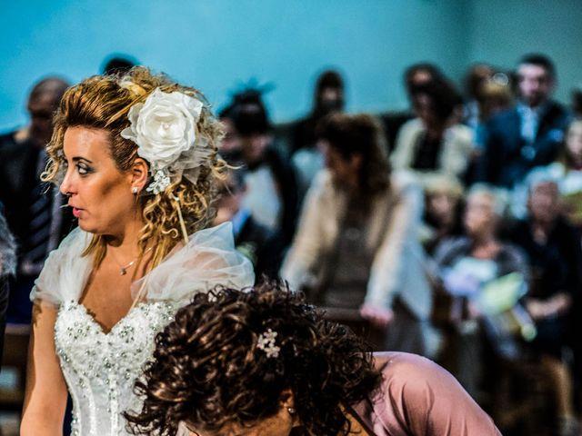 Il matrimonio di Elena e Cristian a Foiano della Chiana, Arezzo 72