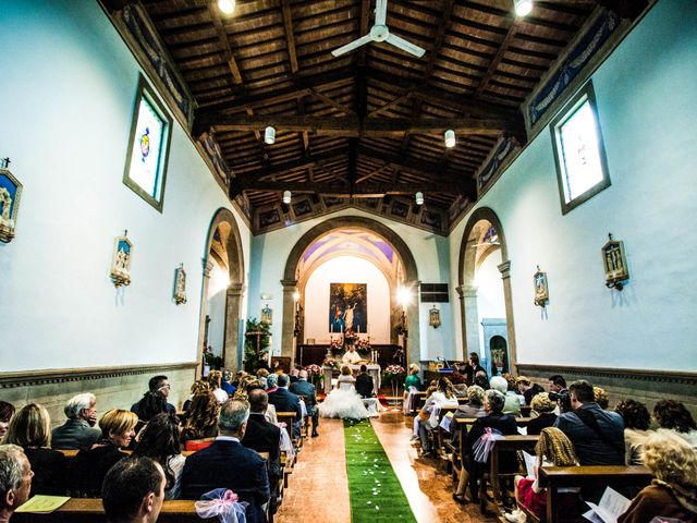 Il matrimonio di Elena e Cristian a Foiano della Chiana, Arezzo 75