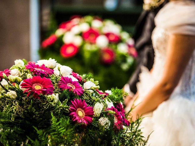 Il matrimonio di Elena e Cristian a Foiano della Chiana, Arezzo 77