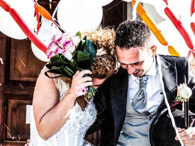Il matrimonio di Elena e Cristian a Foiano della Chiana, Arezzo 81