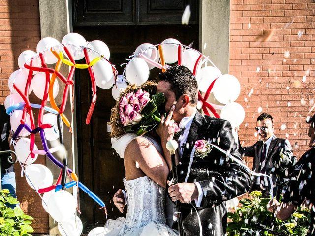 Il matrimonio di Elena e Cristian a Foiano della Chiana, Arezzo 82