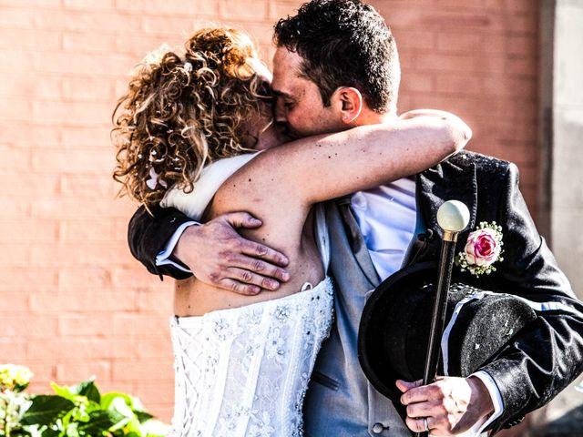 Il matrimonio di Elena e Cristian a Foiano della Chiana, Arezzo 84