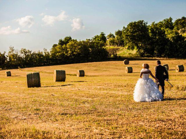 Il matrimonio di Elena e Cristian a Foiano della Chiana, Arezzo 86