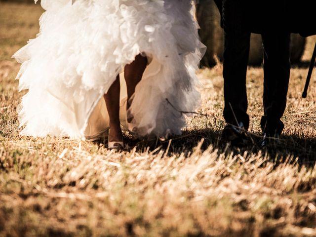 Il matrimonio di Elena e Cristian a Foiano della Chiana, Arezzo 91