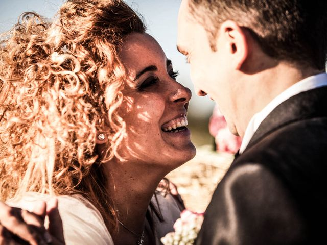 Il matrimonio di Elena e Cristian a Foiano della Chiana, Arezzo 92
