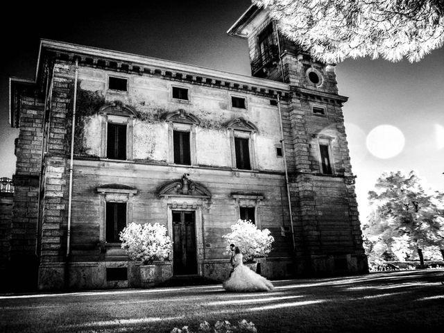 Il matrimonio di Elena e Cristian a Foiano della Chiana, Arezzo 101
