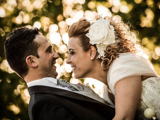 Il matrimonio di Elena e Cristian a Foiano della Chiana, Arezzo 102