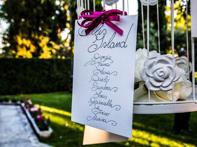 Il matrimonio di Elena e Cristian a Foiano della Chiana, Arezzo 109