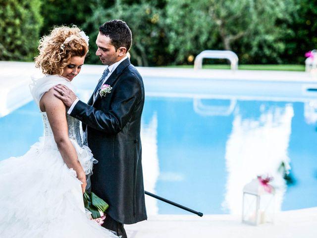 Il matrimonio di Elena e Cristian a Foiano della Chiana, Arezzo 115