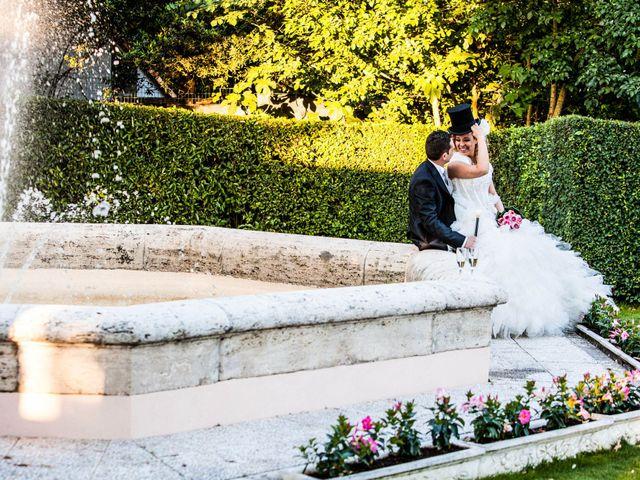 Il matrimonio di Elena e Cristian a Foiano della Chiana, Arezzo 117