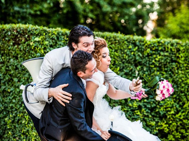 Il matrimonio di Elena e Cristian a Foiano della Chiana, Arezzo 118