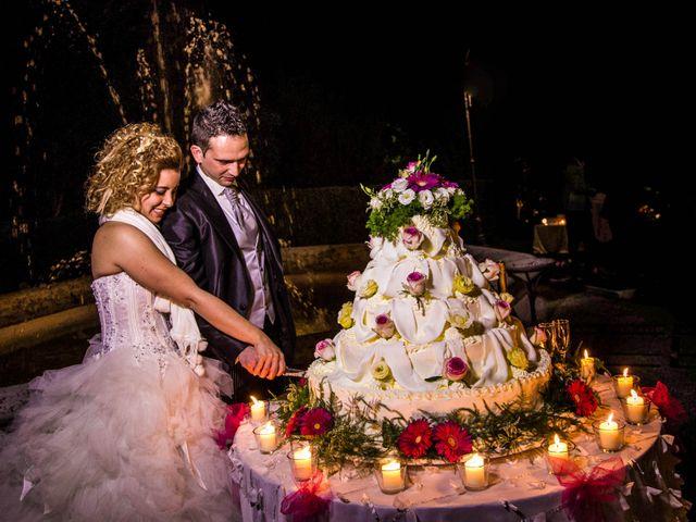Il matrimonio di Elena e Cristian a Foiano della Chiana, Arezzo 139