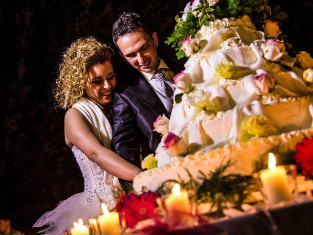 Il matrimonio di Elena e Cristian a Foiano della Chiana, Arezzo 140